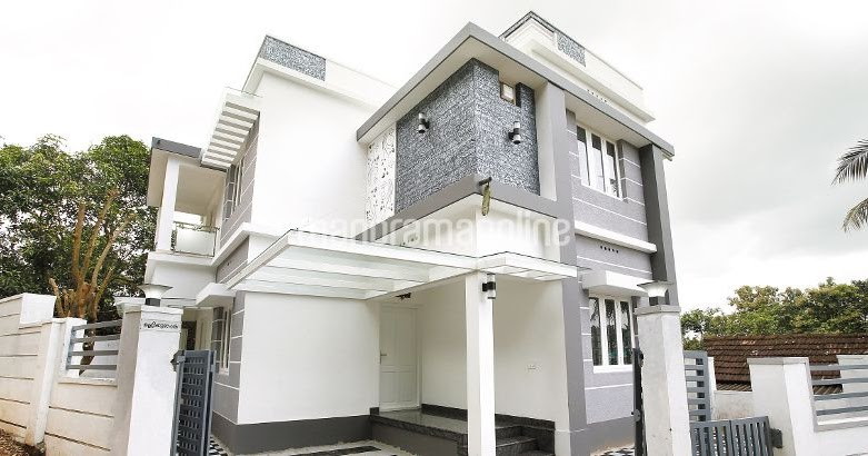 Dream Home In 3 Cent Plot With 4 Bedrooms Stunning