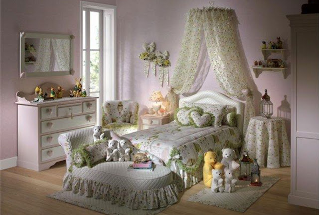 Bedroom For Girls Picture
