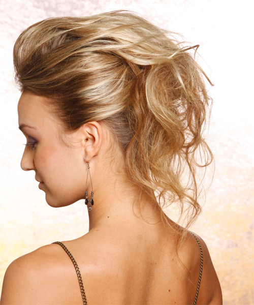 long hair wedding updo hairstyles
