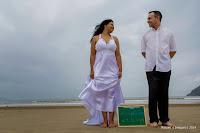 Ensaio Pré-Casamento na Praia, Vestido de Noiva na Praia, Vestido de Noivos No mar, Casamento na Praia, Litoral Norte