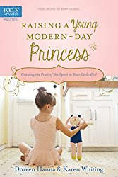 "Book Give-Away! ""Raising A Young Modern-Day Princess"""