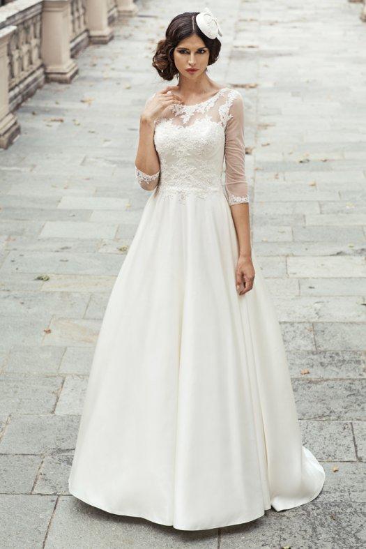 Molto Il Blog di Manu : Alemilano.it - Abiti da sposa e da cerimonia  WC58
