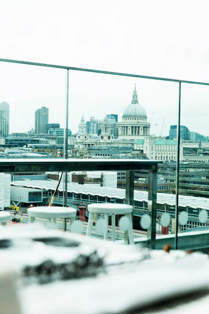 mondrian hotel london view