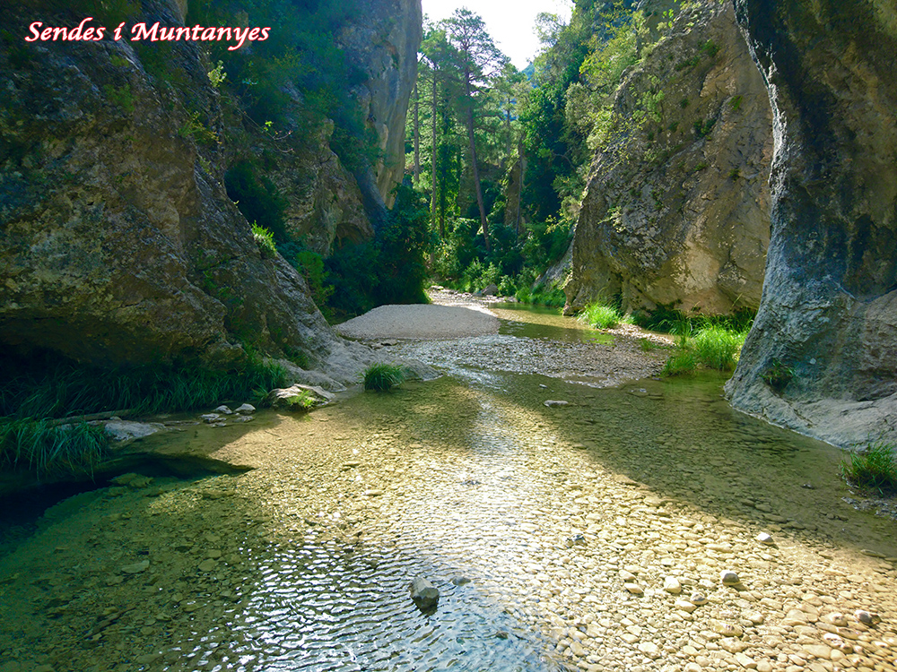 6b1565c8f Beceite-Pasarelas del río Matarraña-Parrizal/Parrissal-Gubies ...