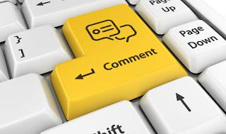 Berkunjung tidak harus berkomentar