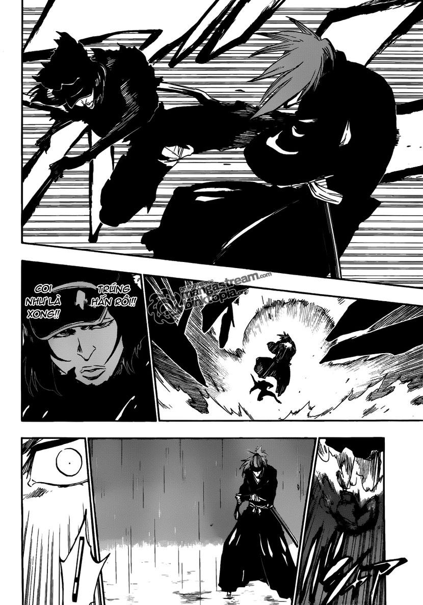 Bleach chapter 465 trang 15