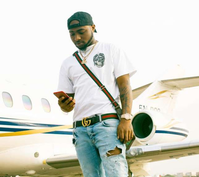 "Listen To The Snippet Of Davido's ""IF (Remix)"" By R. Kelly"