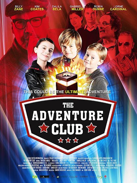 The Adventure Club (2017) ταινιες online seires xrysoi greek subs