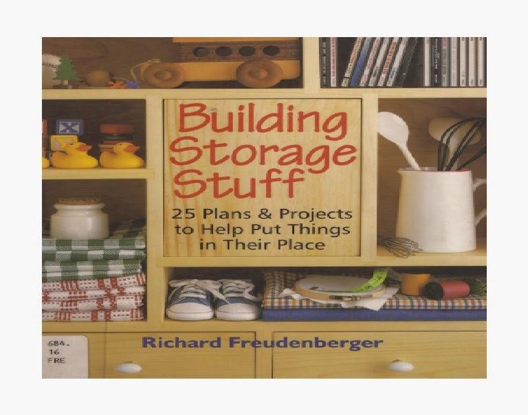 The Pillars of Dreams: Building Storage Stuff 25 Plans ...