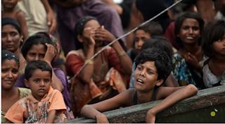 Myanmar'da Müslümanlar insanlığa karşı suç