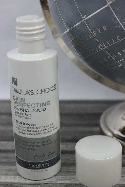 paula's choice, produits beauté, les petites bulles de ma vie