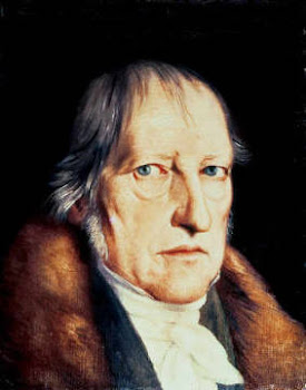 Hegel in 1825