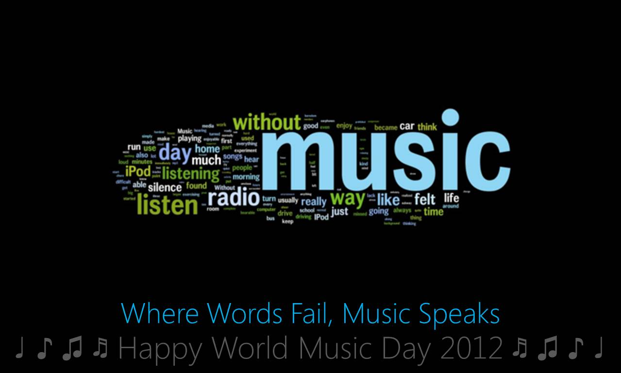 Happy World Music Day Quotes: My Walk Of Life