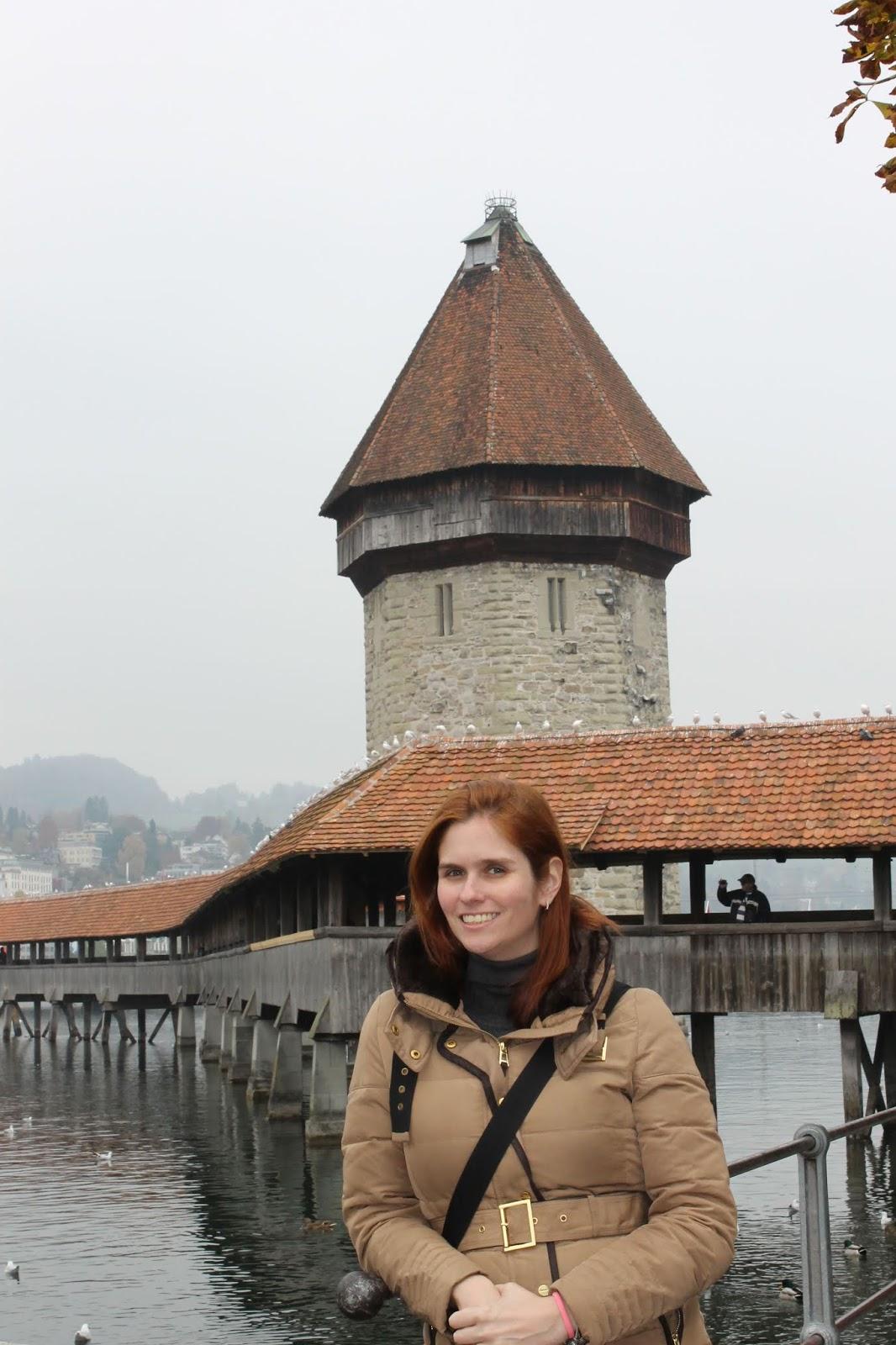 Wasserturm ou Torre de Água - Luzern