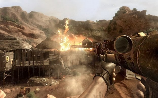 Gameplay Far Cry 2