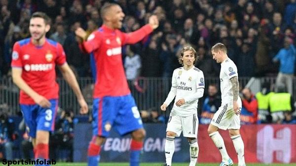 Genuine Madrid endure stun Champions League vanquish as Man Utd stammer once more
