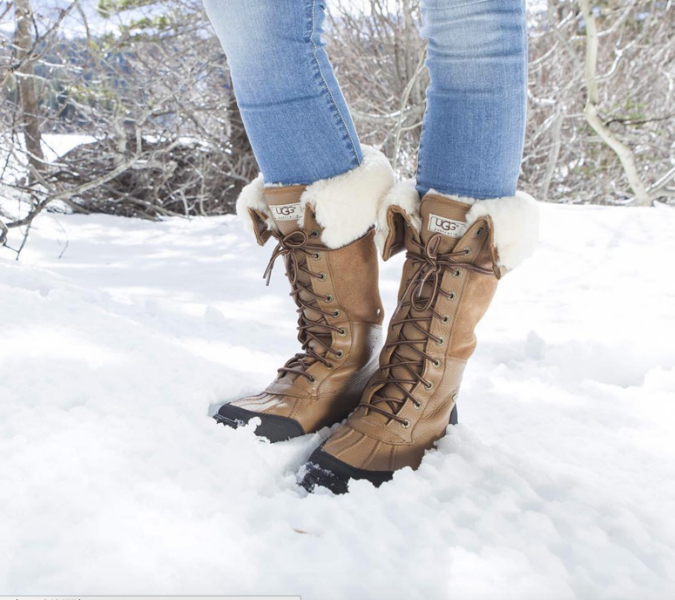 ab735a49d37 lifestyle: UGG AUSTRALIA ADIRONDACK TALL from Zappos unboxing & HOW ...