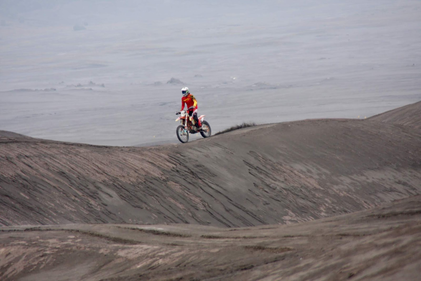 Going to bromo by jeep is so last year if you are feeling adventurous you must join our bromo dirt bike tours driving through the trails on your own bike