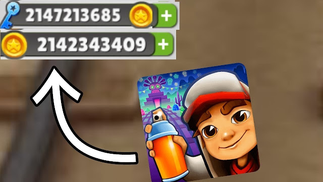 Download Subway Surfers Mod APK Unlimited Coins and Gold