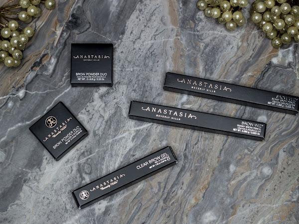 Anastasia Beverly Hills // Make  Up für perfekte Augenbrauen
