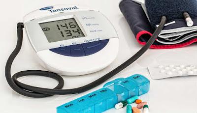 ilustrasi tes tekanan darah tinggi