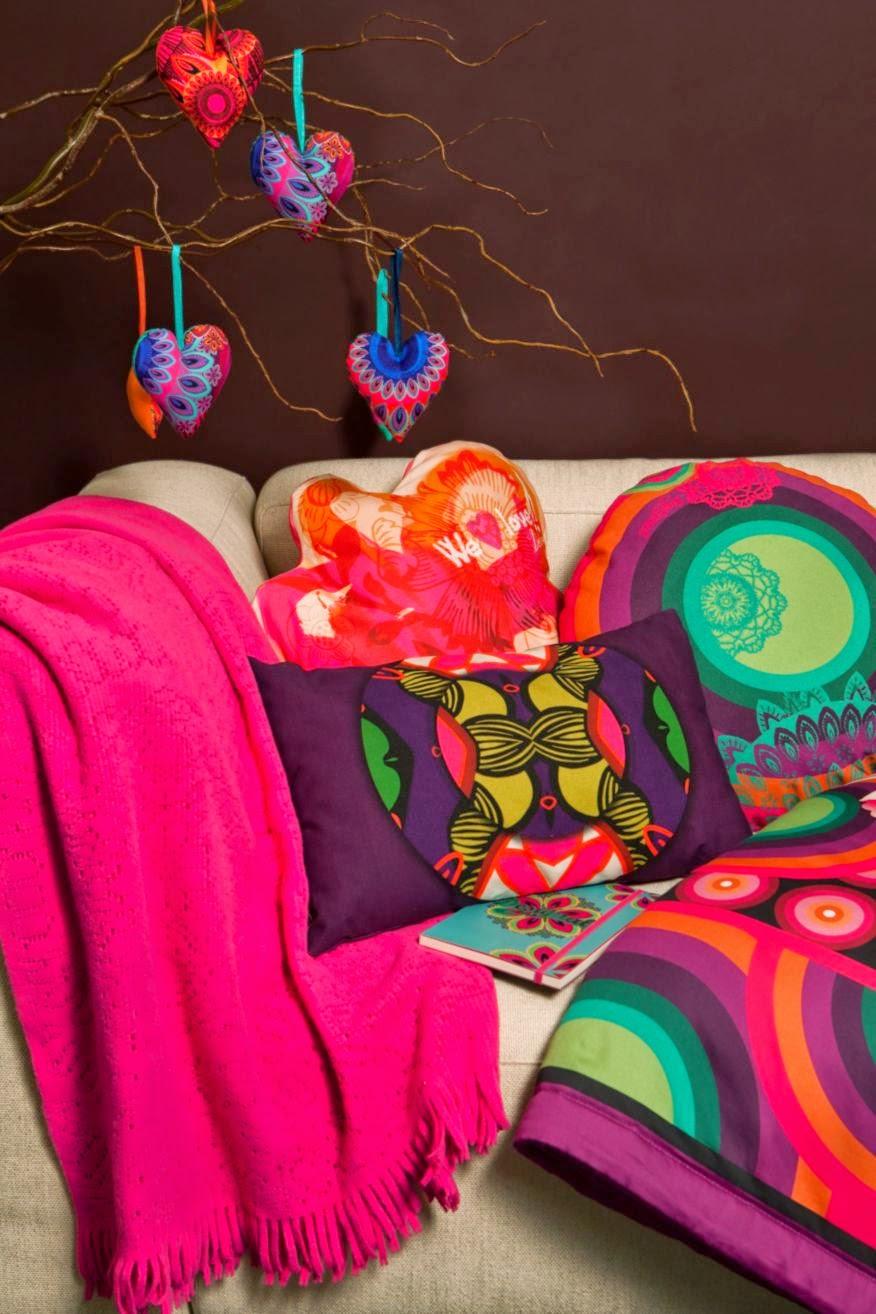 Manta desigual geisha tienda on line de edredones y colchas del grupo d 39 orte - Desigual ropa de cama ...