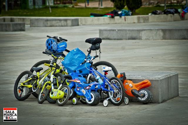 bici salamanca en bici al cole