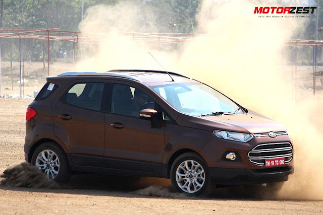 All New 2016 Ford EcoSport