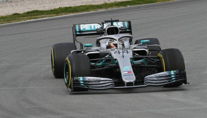 Formula 1 2019 - Todos los coches