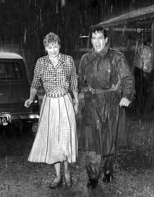 Loving and Fighting Furiously: Lucille Ball and Desi Arnaz