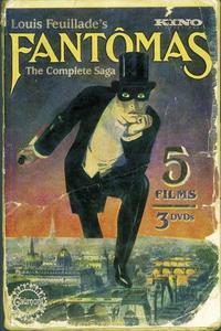 Watch Fantômas: The Dead Man Who Killed Online Free in HD