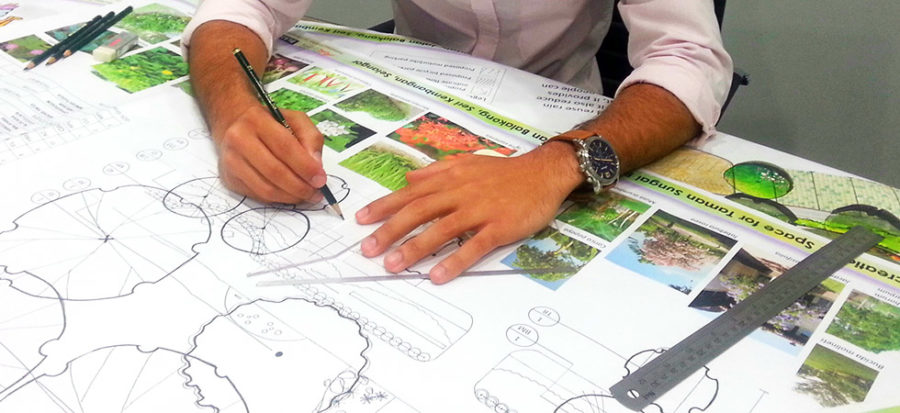 Diploma Senibina Landskap Iukl Intake Infrastructure University Kuala Lumpur