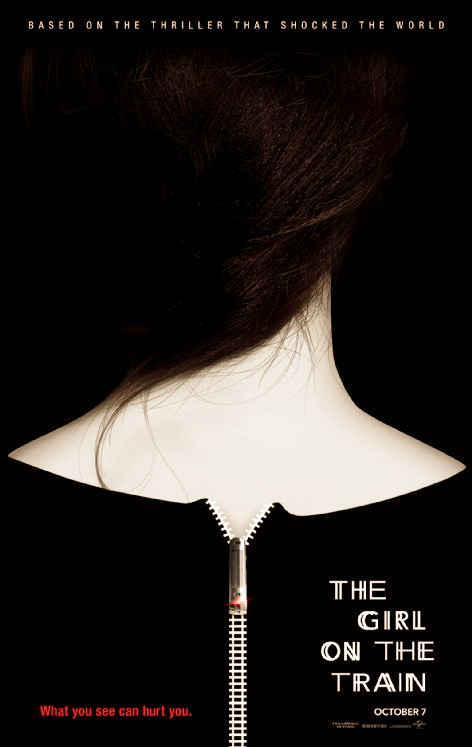 The Girl on the Train (2016) Movie - Sinopsis