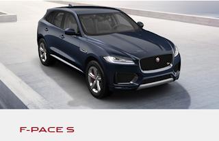 jaguar f-pace allestimento s prezzi prezzo