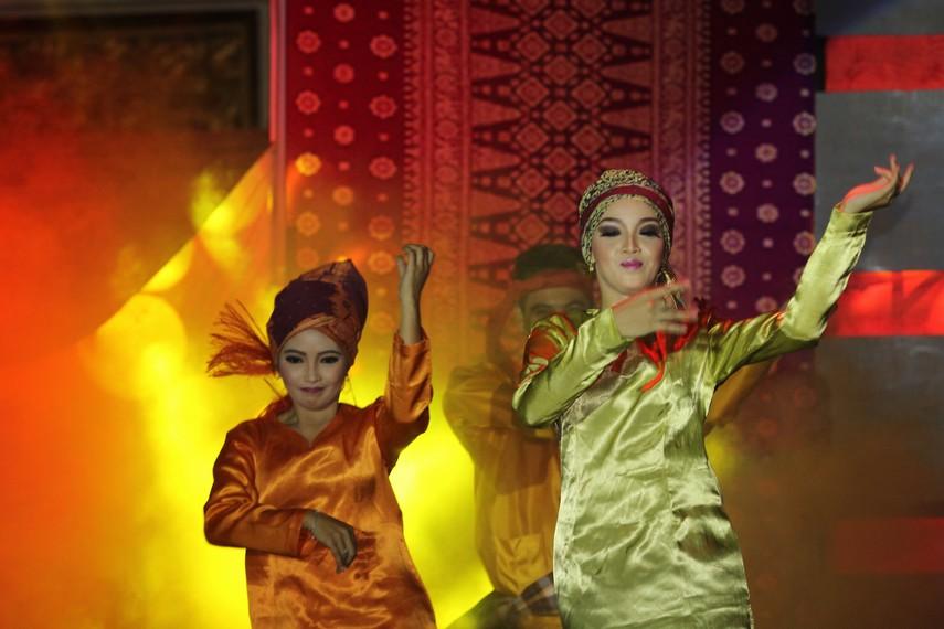 Sendratari Konga Raja Buaye, Kesenian Tradisional Dari Sumatera Selatan