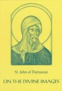 St. John Damascene on holy images