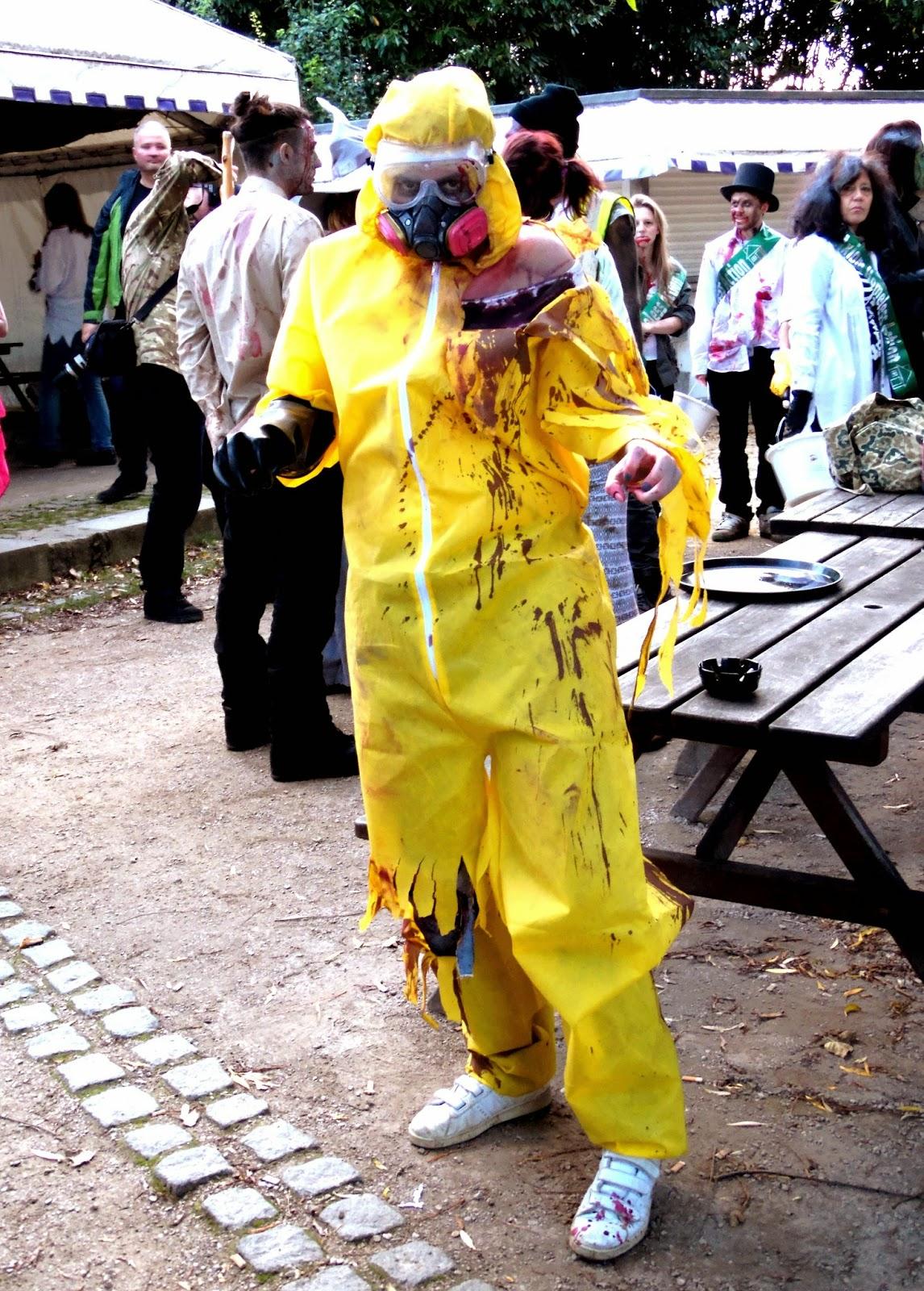 Trick or Treat? Halloween en Angleterre !