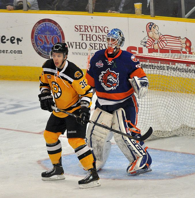 Providence Bruins Insider: April 2013