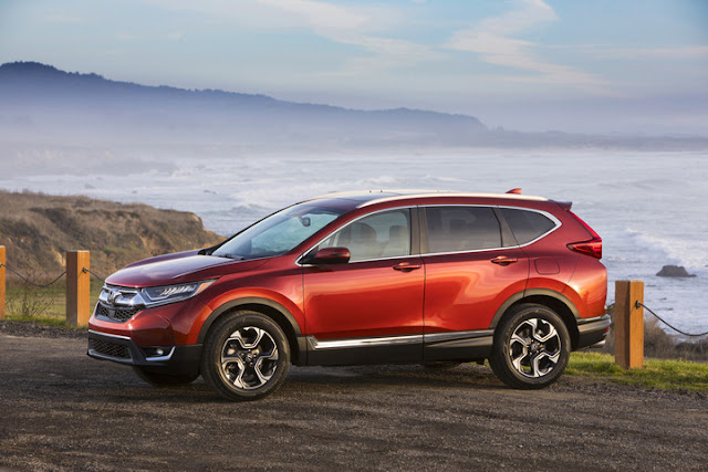 Honda Records Best-Ever December and Breaks Annual Record