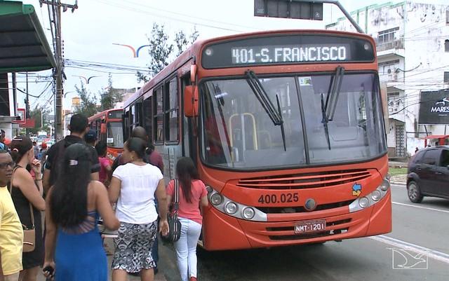 Aumenta número de assaltos a ônibus em São Luís, diz rodoviários