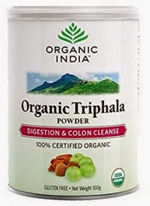 Organic Triphal Powder for Weight Loss