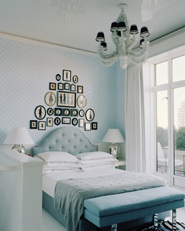 Decorating above the headboard mimosa lane - Above the headboard decorating ...
