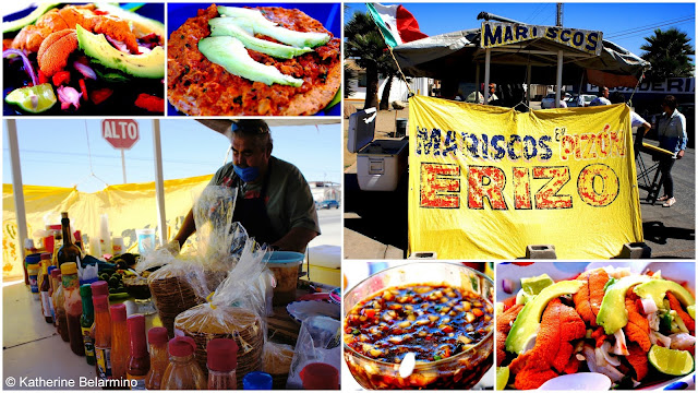 Mariscos El Pizon Ensenada Baja California Mexico