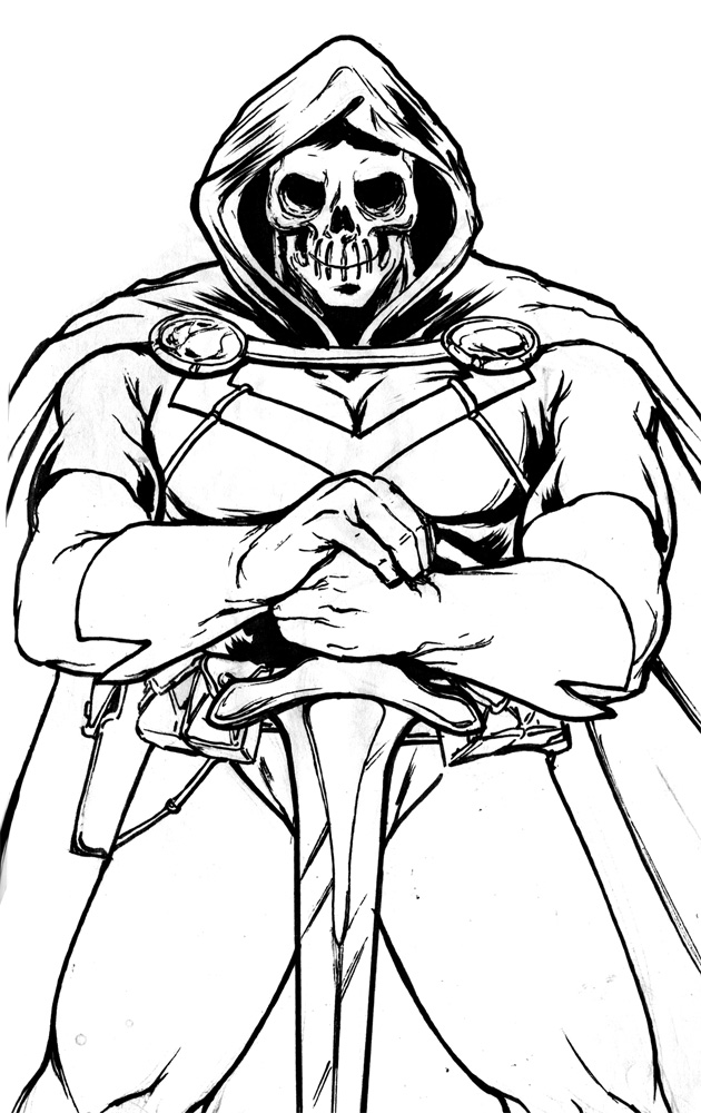 JLcomics: Marvel Villains: Taskmaster