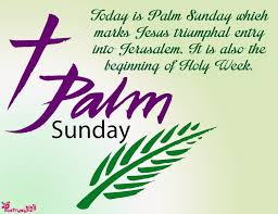 palm Sunday quotes 2018