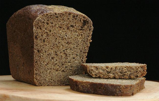 Pane di cereali integrali