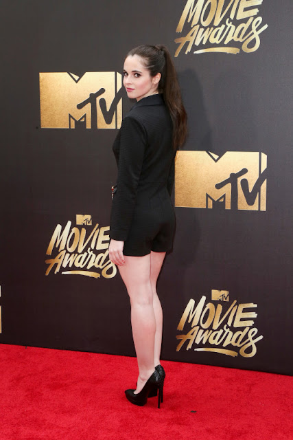 Vanessa Marano - 25th Annual MTV Movie Awards
