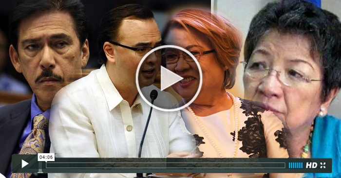 WATCH: Sen.Sotto & Cayetano Slams CHR And Defended President Duterte