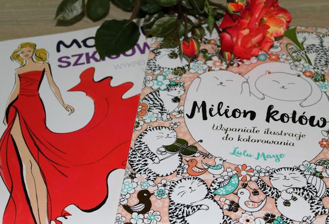 Modowy szkicownik i Milion kotów!