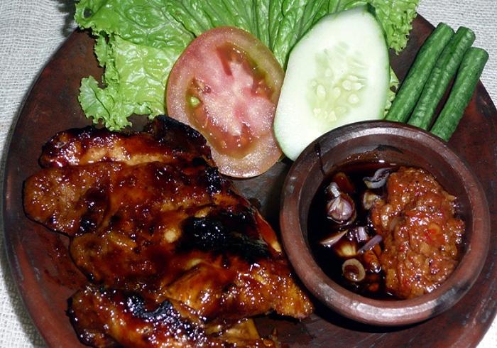 Resep Ayam Bakar Pasundan (Jawa Barat)